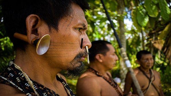 Desde el 2020, los indígenas yanomami alertan sobre la situación de extrema tensión en su reserva, la mayor de Brasil.