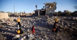 Unas 24 millones de personas, el 80 por ciento de la población, requiere de ayuda humanitaria en Yemen.