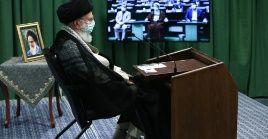 El líder supremo de Irán llamó a una masiva participación en las elecciones presidenciales del próximo 18 de junio.