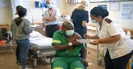 Sudáfrica reportó 2792 nuevas personas positivas a la Covid-19.