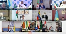 Países miembros e invitados de la OPEP decidieron aumentar la producción petrolera en el marco de la Reunión del Comité Ministerial de Monitoreo Conjunto