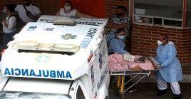 Bogotá, sigue siendo el principal foco de la pandemia y acumula 982.405 casos de coronavirus.