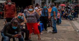 Venezuela avanza en la vacunación masiva contra el coronavirus.
