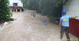 La cantidad de personas afectadas por las inundaciones asciende a 55.000