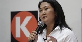 La hija de Alberto Fujimori se propone indultar a su padre si gana la segunda vuelta electoral de este 6 de junio.