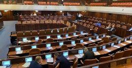 Este domingo, de ratificar el Gabinete formado por la coalición opositora, el Knéset israelí pondrá fin a  12 años de mandato de Netanyahu
