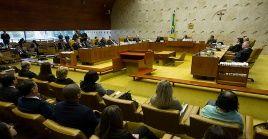 Los magistrados del Tribunal Supremo Federal de Brasil tendrán el futuro de la próxima Copa América en sus manos.