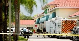 La Oficina del Alguacil del Condado Palm Beach declaró que no revelará los nombres de las víctimas.