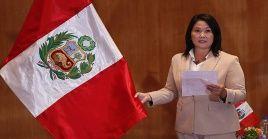 La Fiscalía solicitó al menos 30 años y 10 meses de prisión para la hija del expresidente Alberto Fujimori.