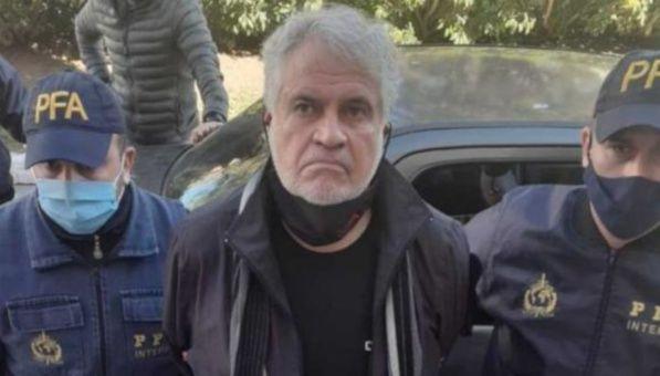 El exteniente, que actuó durante la dictadura de Augusto Pinochet, se fugó al conocerse una sentencia por los homicidios de 23 trabajadores de la empresa Endesa.