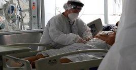 El repunte de la pandemia en el país se dan en medio del plan de vacunación contra el coronavirus.