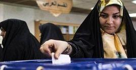 Están habilitados para ejercer el voto en el extranjero3.5 millones de iraníes.
