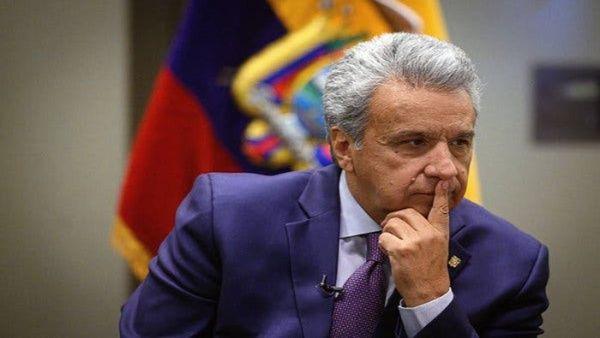 Jarrín Terán quien hace parte de la bancada del grupo Unión por la Esperanza (UNES), confirmó la denuncia contra Moreno.
