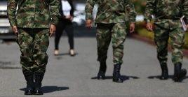 Tras conocerse la explosión,miembros de la Fiscalía General de la Nación con sede en Norte de Santander ya se encontraban en el lugar de los hechos.
