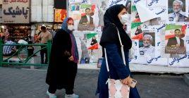 Los votantes iraníes podrán escoger al nuevo presidente de entre siete candidatos.