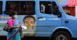 India tiene un acumulado de 29.633.105 personas que han contraído la enfermedad de la Covid-19.