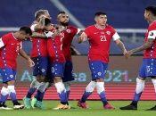 La selección de Chile cuenta con dos novedades para el compromiso ante Bolivia, las posibles bajas son de Francisco Sierraltay Carlos Palacios.