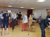 Un total de 21 partidos y cuatro alianzas electorales compitieron en las legislativas del 20 de junio.