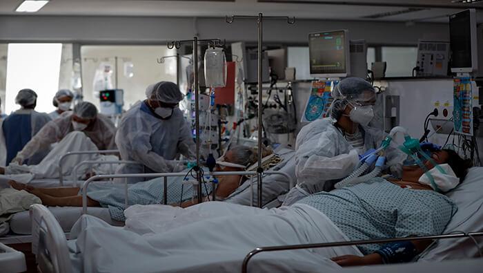 Brasil supera los 18 millones de contagios de coronavirus