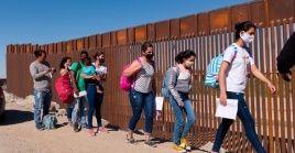 Harris fue designada para negociar con los líderes del Triángulo Norte de Centroamérica (Guatemala, Honduras y el Salvador) la manera de detener la migración hacia EE.UU.