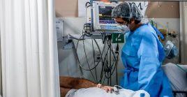 Brasil es el tercer país en el mundo con más contagios acumulados, solamente detrás de Estados Unidos y de India.