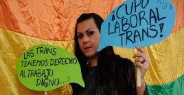 La ley fue denominada Diana Sacayán – Lohana Berkinsen honor a las ya fallecidas militantes por los derechos laborales de esta comunidad.