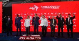 Esta cumbre de ALBA-TCP se realizó en el marco de la celebración por los 200 años de la Batalla de Carabobo en Venezuela.