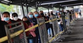 Desde febrero, las autoridades sanitarias han aplicado16.693.732 dosis de vacunas contra el coronavirus.