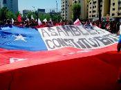 Bienvenida, Convención Constituyente