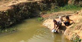 Tres de cada diez personas no pudieron lavarse con agua y jabón en 2020, año en el que comenzó la pandemia de la Covid-19.