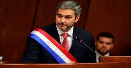La extensión del la ley de emergencia sanitaria fue promulgada por el presidente paraguayo Mario Abdo Benítez.