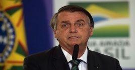 Se ha convocado a una marcha a celebrarse este sábado en protesta a la gestión del pdte. brasileño respecto al manejo de la pandemia.