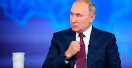 Putin calificó de esencial la seguridad y estabilidad en el continente europeo.