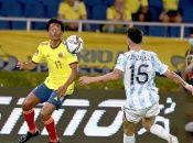 El perdedor competirá por el tercer y cuarto puesto frente a los peruanos el viernes 9 de julio.