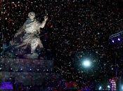 En 2015, los entonces presidentes de Argentina y Bolivia, Cristina Fernández y Evo Morales, en forma respectiva, inauguraron la estatua a la generala Juana Azurduy.