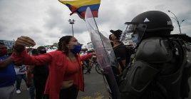 La alianza llamó la atención sobre las causas judiciales abiertas en contra de políticos de la oposición colombiana.
