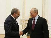 Pashinyan y Putin se reunieron con anterioridad en la capital rusa, Moscú, a inicios de abril pasado.