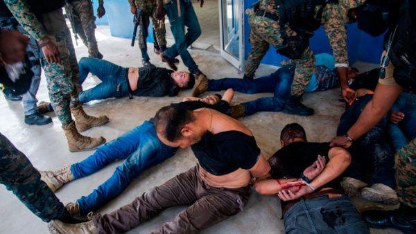 La Policía de Haití precisó que en el magnicidio de Moïse participaron 28 mercenarios: dos estadounidenses y 26 colombianos.