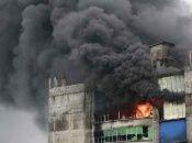 En el sudeste de Asia son comunes los incendios en las instalaciones fabriles, por las condiciones de aglomeración en las cuales trabajan sus empleados.