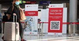 A los viajeros que lleguen a Alemania se les exige una prueba diagnóstica de la Covid-19 negativa o certificado de vacunación