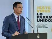 En una comparecencia en el Palacio de la Moncloa, la sede del Ejecutivo español en Madrid, Sánchez destacó que España vuelve a ser referente en igualdad de género.