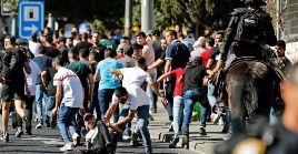 Los colonos han perpetrado más de 15.000 ataques a palestinos con respaldo de las fuerzas policiales de ocupación.