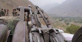 El portavoz del Ministerio del Interior de Afganistán, Tareq Arian, dijo que se estaban realizando esfuerzos para desalojar a los talibanes de las posiciones que han tomado.