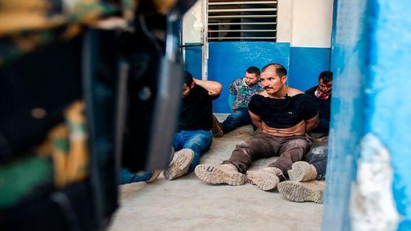 El colombiano Neil Cáceres Durán es uno de los mercenarios capturados por las policía haitiana.