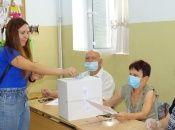 El proceso electoral transcurre con normalidad y sin problemas graves hasta el momento.