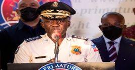 El director de la Policía Nacional de Haití, León Charles, consideró que el motivo del asesinato de Jovenel Moïse fue político.