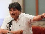 El exmandatario manifestó que EE.UU. no le perdona a Bolivia, entre otras cuestiones, haber recuperado sus recursos naturales.