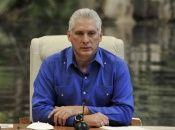 Pdte. de Cuba rechaza cerco mediático contra gestión del Gobierno