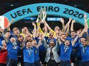 Tras el empate, los seleccionados definieron la Copa por penales, donde finalmente Italia venció por 3-2 a los ingleses, su arquero Gianluigi Donnarumma se hizo enorme y atajó dos penales.