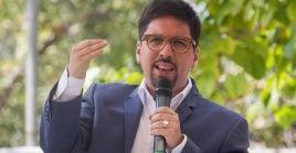 """El MP recordó que Guevara ha tenido una """"pública trayectoria en la participación de hechos de violencia en el pasado""""."""